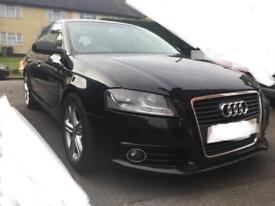 Audi a3 2012 1.2 tfsi s line styling black 5