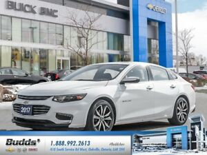 2017 Chevrolet Malibu 1LT 0.9% for up to 24 months O.A.C.!