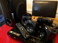 Surround sound DVD player