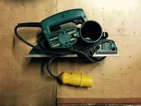Makita planer N1923BG year 2002 550w 110v in good working condition no case sorry