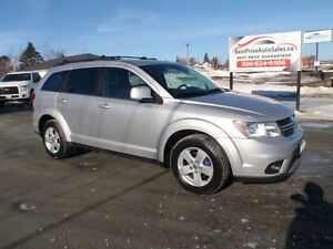 2012 Dodge Journey SOLD!!!!! SXT! V6! CERTIFIED!