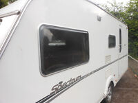 TOURING CARAVANS AVAILABLE