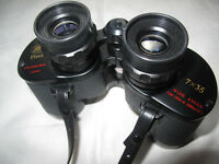 Binoculars with case - excellent condition