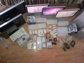 Apple I mac , i5 2.5 ghz, 4 gb ram ,500gb HDD, Yosemite OS 10.10