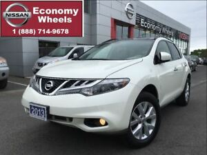 2013 Nissan Murano SL / ONE OWNER / LEATHER/ AIR/