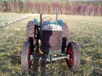 fordson 1943 tractor