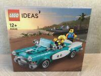 LEGO IDEAS 40448 - Vintage Car - Brand New & Factory Sealed