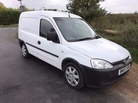 2006 Vauxhall Combo, 1.5 Diesel, very good for work, 97k only.