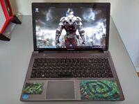 """GAMING LENOVO 15,6""""-CORE i7 - DEDICATED NVIDIA - 8GB RAM -1TB SSHD - BLURAY - WARRANTY -UK DELIVERY"""