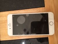 USED IPHONE6 64GB UNLOCKED GOLD