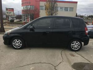 2007 Honda Fit LX/ A VERY DESIRABLE, AFFORDABLE, DEPENDABLE VEHI Kitchener / Waterloo Kitchener Area image 5