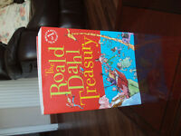 roald dahl treasure book