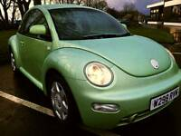 VW BEETLE AUTOMATIC - 67,000 MILES