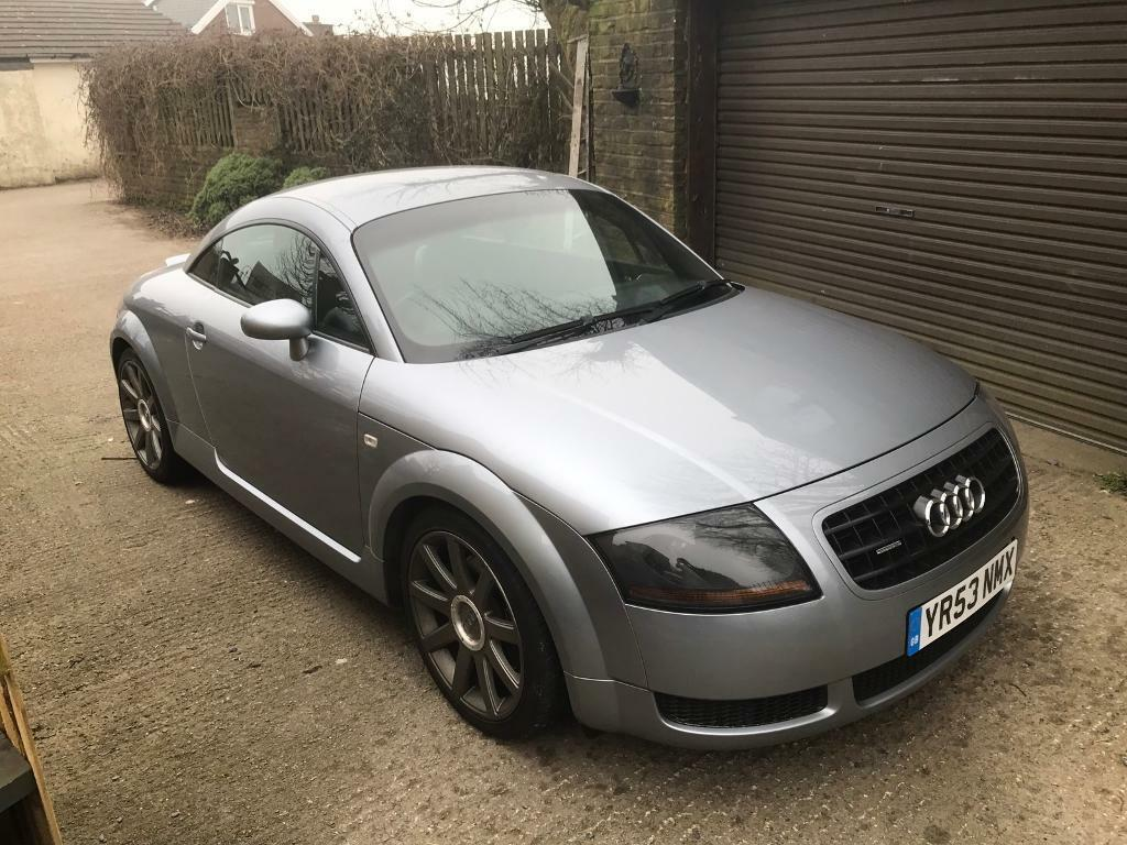 Audi Tt 2004 In Queensbury West Yorkshire Gumtree