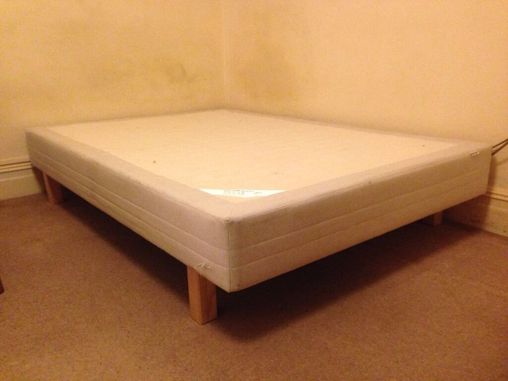 Double Bed Base - Ikea Sultan Aukra | in Clifton, Bristol | Gumtree