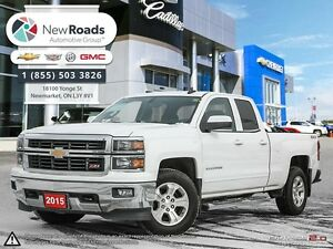 2015 Chevrolet Silverado 1500 LT, ONE OWNER, NO ACCIDENT, FUL...