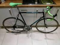 Vintage Peugeot Professionnel 400 Road Racing Bike