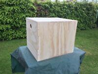 PLYO PLYOMETRIC JUMP BOX 60cm x 50cm