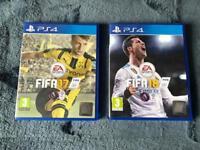 PS4 Fifa games