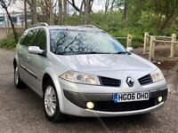 Renault, MEGANE, Estate, 2006, Other, 1998 (cc), 5 doors