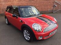 Mini Clubman 1.6 Cooper, 2008, Leather, Parking Sensors, FSH