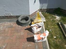 free Plaster 2 x 1/2 bags, 1/2 roll of wire mesh, free ,, oakdale area