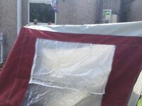 Caravan awning bedroom annex isabella