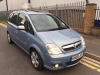 2008 58 Vauxhall Meriva 1.7 CDTI 32000 Miles FSH Drives Like New Mint Condition