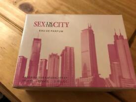 Sex in the City Eau De Parfum 100ml BRAND NEW