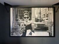 Breakfast at Tiffany's Picture Frame