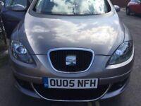 SEAT TOLEDO 2.0 TDI AUTOMATIC, 1YEAR MOT FULL HISTORY £1200
