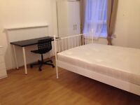 ** ALL BILLS INCLUDED ** HUGE DOUBLE ROOM AVAILABLE POPLAR / CANARY WHARF / E14
