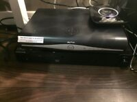 SKY+ HD BOX AND REMOTE CONTROL FOR SALE