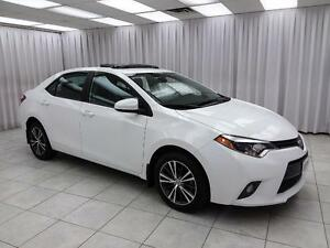2016 Toyota Corolla LE SEDAN w/ BLUETOOTH, HEATED SEATS, CLIMATE