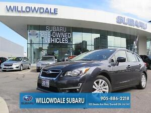 2015 Subaru Impreza 5Dr Touring Pkg 5sp No Accidents One Owner