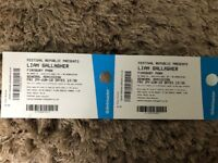 6x Liam Gallagher Tickets Finsbury Park