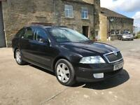 2007 SKODA OCTAVIA 1.9 TDI ESTATE LAURIN & KLEMENT