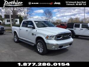 2017 Ram 1500 Longhorn | LEATHER | SUNROOF | HEATED MIRRORS | SA
