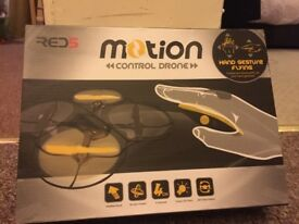 Motion Control Drone