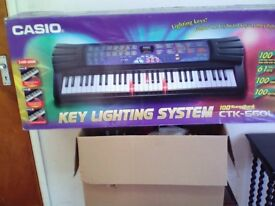 casio keyboard vgc