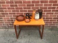 Vintage TEAK MCINTOSH Coffee Table Extending Mid Century RETRO 60s 70s