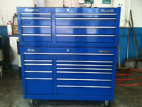 "Snap on classic 78 55"" tool chest"