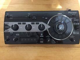 Pioneer RMX 1000 Effects Unit
