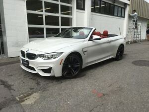 2015 BMW M4 Cabriolet! Local! Only 25000kms!