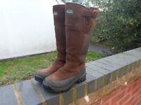 Le Chameau Ladies Gortex Boots Size 3