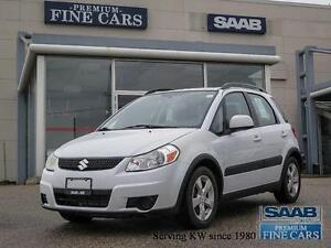 2010 Suzuki SX4 JX AWD Rare 6 speed manual