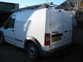 Van for spares or repair