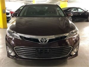 2014 Toyota Avalon XLE - ACCIDENT-FREE, TRADE-IN, NAVI, SUNROOF
