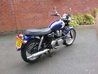 FOR SALE 2004 Triumph T100 790cc motorbike