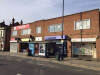 Shops in High Street Strood